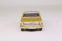 Paradcar 44; 1964 Opel Rekord A Cabriolet; Open; Gold Metallic