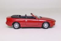 Herpa Code 3; 1991 BMW 850i; Cabriolet; Red