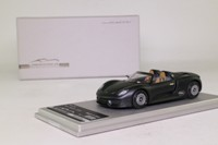 Tecnomodel T-EX27E; Porsche 918 Hybrid; 2010 Geneva Auto Show; Matt Black