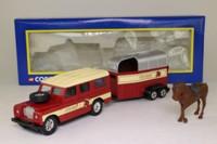 Corgi Classics 60004; Land-Rover Series 3 Station Wagon; & Horse Box, Ellerdale Livery Stables