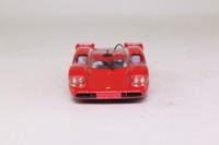 Pinko Automodelli; 1967 Abarth 2000 Sport; Open Spider; Red