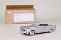 SE Modell; Borgward Isabella Cabriolet; Open, Silver