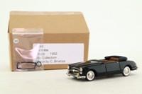 MA Collection; 1952 Ford Comete Cabriolet; Black