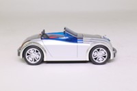 Norev 420080; 2003 Nissan Jikoo Concept Car; Silver Metallic