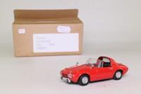 Ebbro 299; 1968 Toyota Sports 800; Red