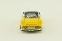 Progetto K; 1969 Fiat Dino Spider; Open; Yellow