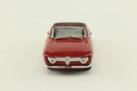 Progetto K; 1967 Alfa Romeo Giulia GTC Convertible; Red