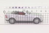 Herpa B 6 600 5721; 1996 Mercedes-Benz SLK 230; Metallic Silver
