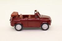 Unbranded Code 3; Zaz Zaporozhets Cabriolet; Open; Metallic Red