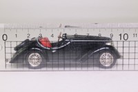 Tin Wizard M431038; 1936 Wanderer W25 Sport Roadster; Black