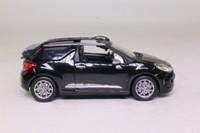 Norev 155287; 2013 Citroen DS3 Cabrio; Black
