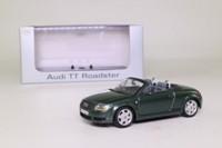 Minichamps 200 000 00617; 1999 Audi TT Roadster; Dark Metallic Green