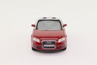 Norev 830005; 2005 Audi A4 Cabriolet (8HE); Open; Dark Red