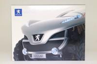 Norev 00; Peugeot Hoggar Concept; Metallic Silver