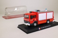 del Prado 117; 1991 Iveco135-171 FSR Fire Engine; Fourgon de Secours Routier, France