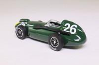Atlas Editions 3128 007; Vanwall VW57; 1957 Italian GP 1st; Stirling Moss; RN26