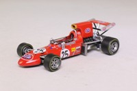 Atlas Editions 3128 008; 1971 March 711 Formula 1; Ronnie Peterson, STP; RN25