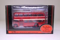 EFE 14101; Bristol FLF Lodekka Bus; United; Rt 46 Darlington