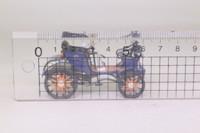 Vitesse; 1899 Opel Lutzman; Dark Blue
