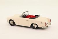 ESDO 78; 1960 Simca Oceane Cabriolet; Open, Off White