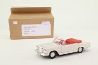 Faller; 1960 Mercedes-Benz 220SE Cabriolet; Off-White