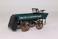 Cursor Modell 81805; 1896 Daimler 4PS Lastwagen; Green