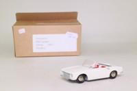 Scottoy; 1963 Innocenti 950 Spider; Open; White