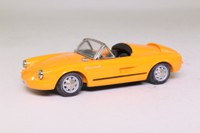 Swiss-Mini 43; 1957 Volkswagen Enzmann Roadster; Orange