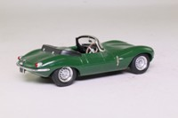 Provence Moulage K759; 1957 Jaguar XKSS; British Racing Green
