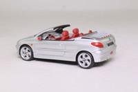 Provence Moulage Code 3; 1998 Peugeot 206 Cabriolet; Metallic Silver