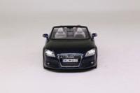 Schuco 501.05.005.23; 2006 Audi TT Roadster; Open Top, Deep Sea Blue