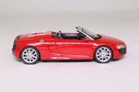 Schuco 501.09.185.23; 2006 Audi R8 Spyder; Open; Red