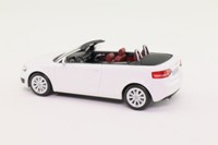 Minichamps 501.08.033.13; 2008 Audi A3 Cabriolet; Ibisweiss