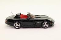 Minicar-Plus; 1993 Chrysler Viper RT10; Open; Black