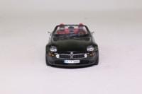 Minichamps 80420007671; 2001 BMW Z8 Roadster; Black
