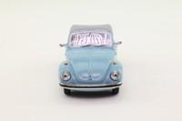 Minichamps 430 055036; 1970 Volkswagen Beetle Cabriolet; Marine Blue