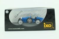 IXO CLC029; 1928 Bugatti Type 35B Roadster; Blue