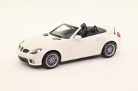 Minichamps 400 033170; Mercedes-Benz SLK55 AMG (R171); Open; White