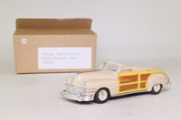 Vitesse 491; Chrysler Town & Country; Open Cabriolet, Beige