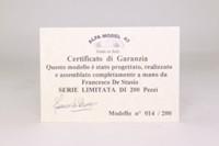 Alfa Model 43; 1940 Alfa Romeo 6C 2500SS Cabriolet Pinin Farina; Open; Blue