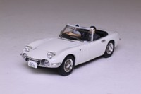 James Bond's Toyota 2000GT; You Only Live Twice; Universal Hobbies