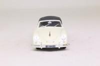 Brumm R118; 1950 Porsche 356; Closed Cabriolet, Off White
