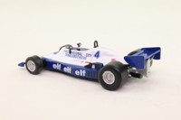 Atlas Editions 3128 024; Tyrrell 008 Formula 1; 1978 Monaco GP 1st; Patrick Depailler; RN4