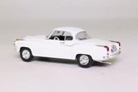 Atlas Editions 4 656 129; 1960 Borgward Isabella Coupe; White