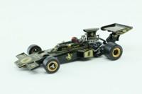 Quartzo Q4022; Lotus 72 Formula 1; D; 1972 British GP 1st; Emerson Fittipaldi; RN8