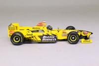 Minichamps 430 980009; Jordan 198 Formula 1; 1998 Belgian GP 1st; Damon Hill, RN9