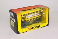Corgi Classics 469; AEC Routemaster Bus; Omnibus London Transport; 22 Putney Common, Bank, Chelsea, Piccadilly