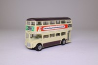 Corgi Classics 469; AEC Routemaster Bus; World Airways to the USA Promo, Rt 14 High St Special