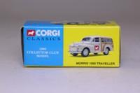 Corgi Classics 97343/1; Morris Minor Traveller; Corgi Collector Club 1995