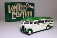 Corgi Classics 97185; AEC Regal Half Cab Coach; West Riding; Wakefield